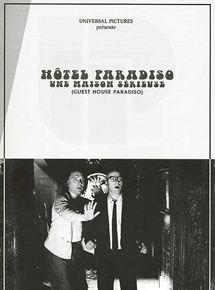 Hôtel Paradiso, une maison sérieuse streaming