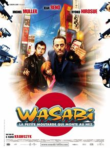 Wasabi – La petite moutarde qui monte au nez streaming