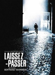 Laissez-passer streaming
