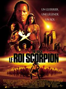 Le Roi Scorpion streaming