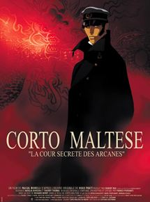 Corto Maltese, la cour secrète des arcanes streaming