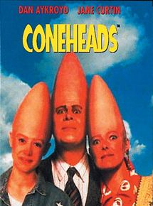 Coneheads streaming
