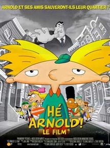 Hé Arnold ! le film streaming