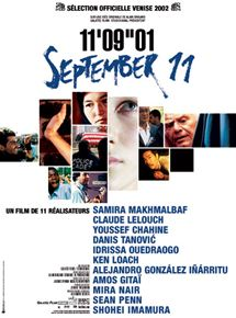 11'09''01 – September 11 streaming