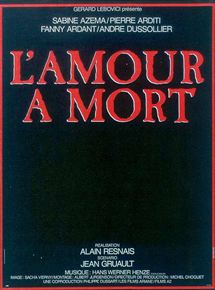L'Amour à mort streaming