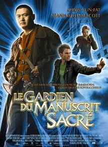 Film Le Gardien du manuscrit sacré Streaming Complet - Le Moine 5 est un maître en arts martiaux, un modèle de sérénité zen, auquel fut jadis...