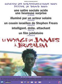 Le Voyage de James à Jérusalem