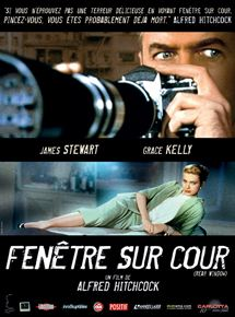 Fen tre sur cour film 1954 allocin for Fenetre sur cour streaming