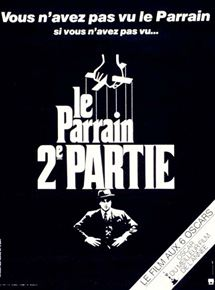 Le Parrain, 2e partie streaming