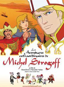 Les Aventures extraordinaires de Michel Strogoff streaming gratuit
