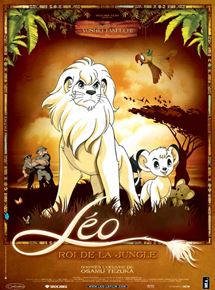 Léo, roi de la jungle streaming