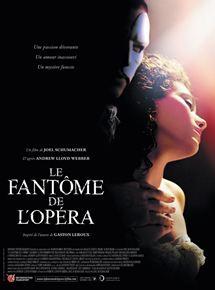 Le Fantôme de l'Opéra streaming