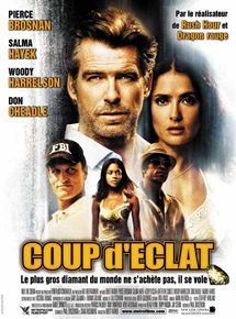 Coup d'éclat streaming