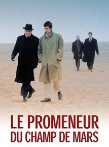 Le promeneur du champ de Mars en streaming