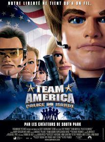 Bande-annonce Team America police du monde
