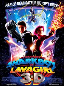 Les Aventures de Shark Boy et Lava Girl streaming