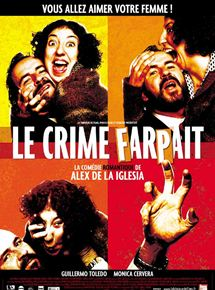 Le Crime farpait en streaming