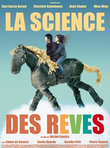 La Science des rêves streaming