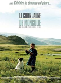 Le chien jaune de Mongolie streaming