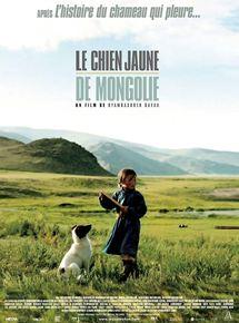 Le chien jaune de Mongolie streaming gratuit