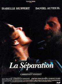 voir La Séparation streaming