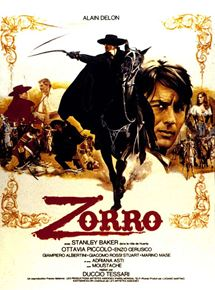 Zorro en streaming