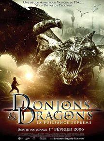 Donjons & dragons, la puissance suprême streaming