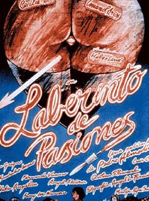 Le Labyrinthe des passions streaming