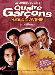 Quatre garçons pleins d'avenir streaming