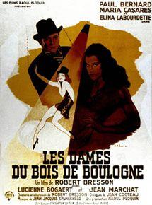 Les Dames du Bois de Boulogne streaming
