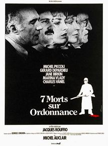 Sept morts sur ordonnance streaming