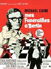 Mes funérailles à Berlin streaming
