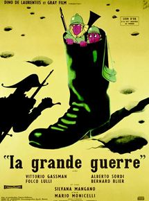 La Grande guerre streaming
