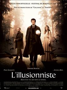 L'Illusionniste streaming