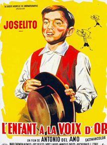 Joselito – l'enfant à la voix d'or streaming