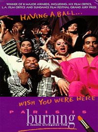 Paris is Burning streaming