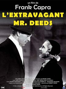 L'Extravagant Mr. Deeds streaming
