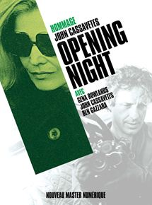 voir Opening Night streaming