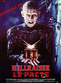 Hellraiser le pacte streaming