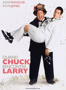 Quand Chuck rencontre Larry en streaming