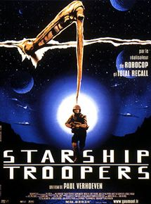 Starship Troopers streaming