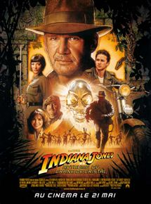 Indiana Jones et le Royaume du Crâne de Cristal streaming