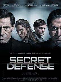 Secret Défense streaming