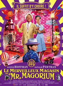 Le Merveilleux magasin de Mr Magorium streaming