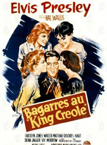 Bagarres au King Creole streaming