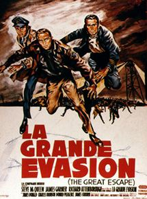 La Grande évasion streaming