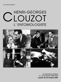 Henri-Georges Clouzot, l'entomologiste