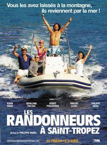 Les Randonneurs à Saint-Tropez streaming