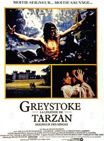 Greystoke, la légende de Tarzan streaming