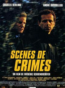Scènes de crimes streaming